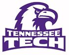 ncaa0910 Tennessee Tech Golden Eagles  Die Cut Vinyl Graphic Decal Sticker NCAA