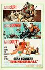 Thunderball Poster//Thunderball Movie Poster//Movie Poster//Poster Reprint $43.99 USD on eBay