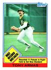 1983 Topps Baseball Cards Complete Your Set U-Pick #'s 1-200 Nm-MBaseball Cards - 213