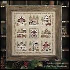 Farmhouse Christmas Series Little House Needleworks Cross Stitch Pattern