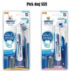 Puppy Oral Dental Care Kit Advanced Dogs Pets Hygiene Toothbrush with Toothpaste
