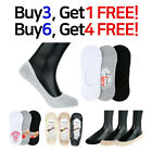 Best No show socks for men women invisible liner socks low cut socks non slip
