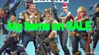 Fortnite save the world (my sale items)
