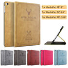 Shell Smart Case Flip Stand Tablet Cover For Huawei MediaPad M3 M5 8.4 10.8