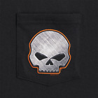 R003029 Harley-Davidson® Brushed G Pocket T- Shirt $32.5 USD on eBay
