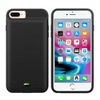 Dustproof Battery Shockproof Power Bank Case For iPhone 6 7 8 Plus + 5.5 5000mAh