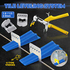 Tile Leveling System Plastic Spacer Tiling Tool Flooring Clips/Wedges/Pliers