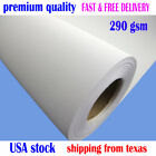 "Canvas Roll-Polyester Matte Waterproof for Any Inkjet printer 24""36""42"" X100"