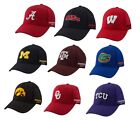 BRIDGESTONE COLLEGE PERFORMANCE FITTED HAT OSFA - PICK YOUR TEAM