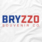 Chicago Cubs Shirt BRYZZO Souvenir Company Logo Kris Bryant Anthony Rizzo Emblem on Ebay