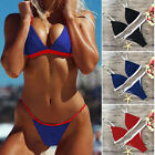 2019 Women Bikini Set Bandage Push Up Padded Swimwear Swimsuit Bathing Beachwear $8.36 USD on eBay