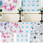 Waterproof Glass Frosted Bathroom Window Decal Self Adhesive Film Wall Stickers
