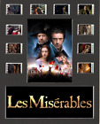 Les Miserable replica Film Cell Presentation 10x8 Mounted 10 cells
