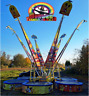 More images of 6 BED TRAILER MOUNTED BUNGEE TRAMPOLINE, 50% MORE REVENUE RETURN