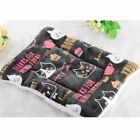 Dog Bed Mattress Cushion Waterproof Washable Double Sided Puppy Pet Pillow Mat
