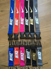 Fashion Brand Lanyard NEW Black Red NIKE UK Seller Keyring ID Holder Phone Strap