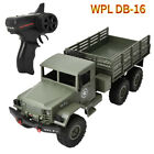 WPL DB-16 6WD 2.4G RC 4 Channel Climbing Off-road Vehicle Children Brithday Gift