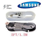 OEM Fast Charger 5FT Micro USB Cable Cord For Samsung Galaxy S7/S6/Note Original
