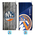 New York Islanders Leather Women Clutch Wallet Credit Card ID Organizer $13.99 USD on eBay