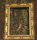 WIDE Ornate Shabby Chic Antique  Picture frame photo frame  Gold  /MUSE