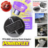 BMW E81, E82, E87 & E88 1 Series (2004-2013) Powerflex Jack Pad Adaptor PF5-4660