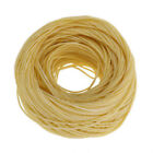 61M/Roll Candle Wick Hemp Core Pure Bee Wax For Candle Making DIY Oil Lamp Craft