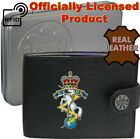 REME Engineers Army on Mens Wallet Real Leather RFID Chain Keyring TIN...