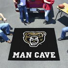 NCAA Man Cave Tailgater Area Rug Mat Choose Your Team 45 Colleges 5' x 6'