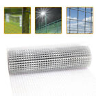 PVC Coated/Welded Galvanized Wire Netting Chicken Run Poultry Pet Enclosure Mesh