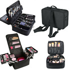 Large Small Pro Make-Up Bag Cosmetic Vanity Case Storage Toiletry Organizer Box