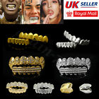 Gold Silver Grillz Cap Tooth Hip Hop Iced Out Teeth Grill Jewellery Grills Teeth