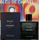 Внешний вид - BLEU DE CHANEL EAU DE PARFUM SPRAY 1, 2, 3, 5, 7 & 10ML  AUTHENTIC