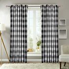 2 PC Plaid Courtyard Buffalo C...