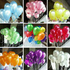 Внешний вид - 100pcs Colorful Latex Balloon 10 inch Pearl Wedding Birthday Bachelorette Party