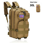Military Tactical Army Backpack Rucksack Camping Hiking Trekking Outdoor Bag 30L <br/> 30L ,HIGH QUALITY√Great Price√Free & Fast Post√UK Stock