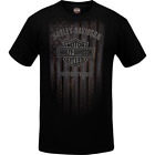 R003136 Men's Harley-Davidson Patriotic 3D Dealer T-Shirts $32.5 USD on eBay