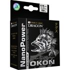 Mono da Pesca Linea Made in Giappone 150m Dragon Nano Power Monofilamento Corde