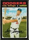 Cody Bellinger Los Angeles Dodgers (choose your card) RC, Rookies, and more on Ebay