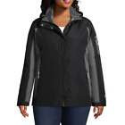 Free Country Hooded Water Resistant Heavyweight 3-In-1 System Jackets