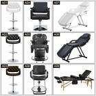 Salon Barber Chair Massage Table Hair Styling Beauty Furniture Bed Shampoo Spa
