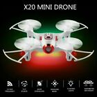 Syma X20-S 2.4G Mini Drone One Hand Control RC Quadcopter Altitude Hold Kids