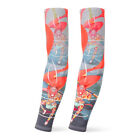 New Cycling Arm Warmers Bike Bicycle Silk Sleeves Cover UV Sun Protection Sports