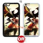 Fairy Tail Manga Anime Hybrid Cover Case For iPhone Xs X 8 7 6s Plus/Galaxy S8 +
