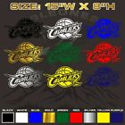 Cleveland Cavaliers Vinyl Car Decal Window Sticker NBA Basketball #1426 on eBay