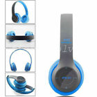 Wireless Headphones Bluetooth Headset Noise Cancelling Over Ear W/ Microphone CA