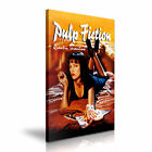 Pulp Fiction Mia Stretched Canvas Wall Art ~ More Size