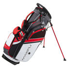 New Maxfli Honors Plus Golf Stand Bag 14-Way Divider Padded Carry Straps 2019