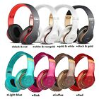 Wireless Bluetooth Kids Over-Ear Headphones Earphones for iPad/Tablet/Phones