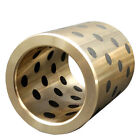 brass graphite copper sets self lubricating bearing wear resistant 10mm-15mm OD