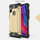 Shockproof Hybrid Armor Case Cover For Xiaomi Redmi 7 6A 5 4X S2 Note 7 6 5 Pro